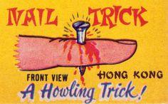 NAIL TRICK