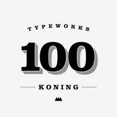 Typeworks #100   Highlights Chegamos ao 100º Typeworks! E para comemorar este feito, separamos alguns dos Typeworks que mais curtimos. Não