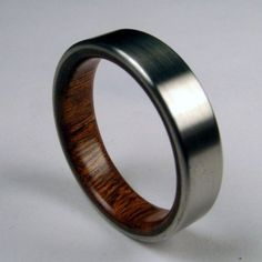 tumblr_lt75bx3Tza1qearggo1_500.jpg (500×500) #wood #ring