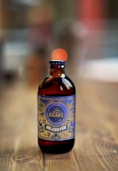 Grans #product #branding #beer