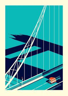 Malika Favre - Handsome Frank Illustration Agency #bafta #favre #malika #theoryofeverything #poster