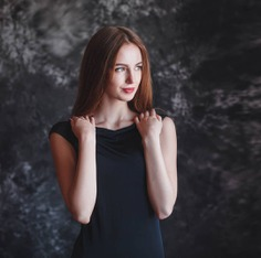 Marvelous Female Portrait Photography by Aleksei Gilev