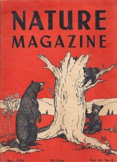 Nature Magazine / 1950