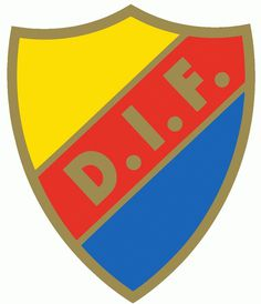 Djurgardens IF Primary Logo () #sports #crest #soccer