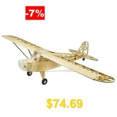 Dancing #Wings #Hobby #S23 #J3 #1200mm #Wingspan #Balsa #Wood #Airplane #Models #RC #Building #Toys #Woodiness #Model #Wood #Plane #- #BURLYWOOD