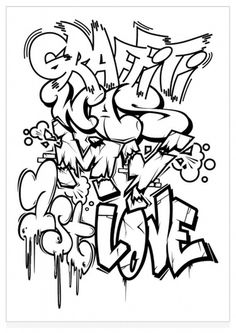 Tobe77 – The Style Warriors #lettering #graffiti