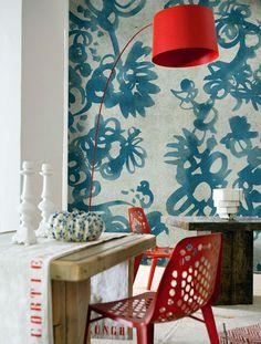 Effective Wallpaper Decor - #wallcoverings, #walls, #walldecor,