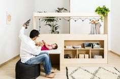 Illa by Teehee – Designed to Facilitate Interaction Between Family Members