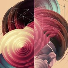 FFFFOUND! | Lancia TrendVisions - Trend Wall #abstract #shapes #illustrations