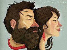 Dribbble - Brownbird Illustration by Blake N. Behrens