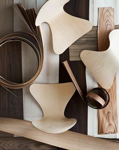 The-Making-of-the-Series-7-Designed-by-Arne-Jacobsen-7.jpg 620×780 pixels #wood #chair #bend