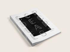 CCP Declares Joseph Johnson #cover #typography