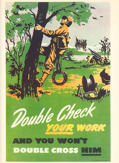 J. J. Sedelmaier on a World War II Poster Campaign #poster ww2