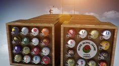 ESPNU Bowl Games Promo Animations – National Television | tito.la #espn