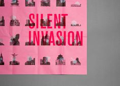 Silent Invasion #poster
