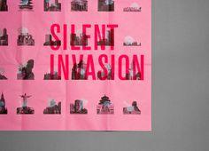 Silent Invasion #poster