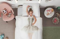 Ballerina Duvet by Snurk #tech #flow #gadget #gift #ideas #cool