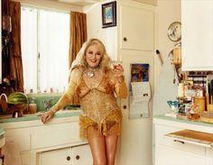 Legends of Burlesque: Jane Hilton Captures The Legendary Burlesque Dancers