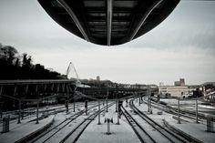 _MG_9453mod+desatur.jpg (1000×667) #train #photo #architecture #lieja #guillemines #javifotografia #station