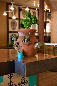 Mexican restaurant  #interiordesign