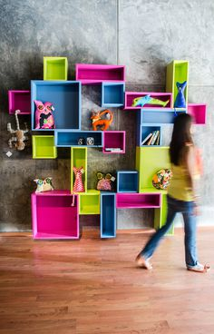 10 tips for designing children's rooms - HomeWorldDesign 12