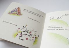 Zaczarowana Walizka #owl #book #cow #butterfly #illustration #education #animals #kids #children