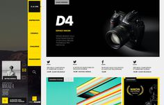 YELLOW FRAME on Behance