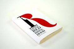 Little Red Riding Hood Book Cover Design - Sara comer on Behance