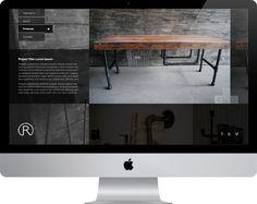 Rebourn Site — Nu206 #website