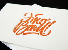 FROMTHESKA: the personal portfolio by SERGEY SHAPIRO #logo #calligraphy #lettering #hand