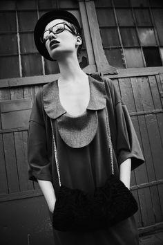 Julie & Ola by Krzysztof Wyzynski for Qvest #fashion #photo #style