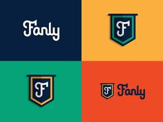 Fanly by Colin Tierney #logo