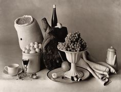 New York Still Life , 1947 Platinum-palladium print © Condé Nast