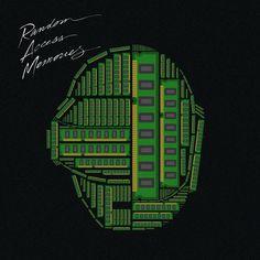 Random Access Memories–Berin Hasi. #album #cover #prishtina #daftpunk #berin #ram