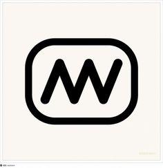 A. Winter Jewellery logo and hallmark. #logo #ambigram #resinism #hallmark #winter jewellery