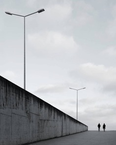 Minimalist Urban Photos in Lisbon, Portugal by Rita Neves