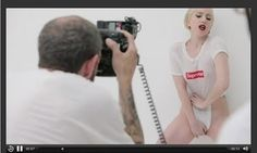 BEGINBEING: curated inspiration #girl #photography #terry richardson #lady gaga #photoshoot