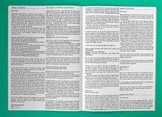 Oliver Ibsen / Bench.li #print #design #graphic #typography