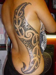 30 Tribal Tattoos for Women