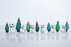 Christmas ideas #mascot #cold #design #snow #christmas #ideas #snowman #characters #winter