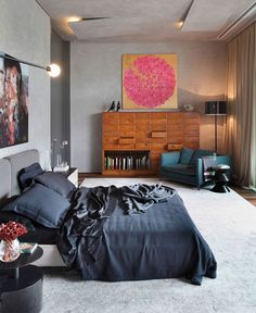 Casa Cor Rio 2013 - Bedroom Concept by Gisele Taranto Arquitetura - #decor, #interior, #homedecor,