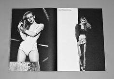 USED ISSUE ONE #london #art #fashion #used #magazine
