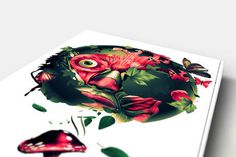 "ART PRINT / MEDIUM (17"" X 22"") #design"