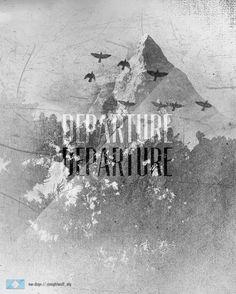 Departure by ~NightWolf35 on deviantART #departure #deviantart #nightwolf35