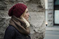 Standing Elements #fashion #winter