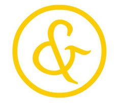 Designspirations #ampersand #circle
