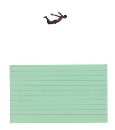 the dive anthony zinonos works #collage