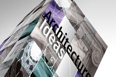 Architecture Ideas Pocket Folder Template #printed #folders #print #presentation #pocket #architecture #architectural #folder