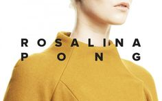 Rosalina Pong #inspiration #branding #design #fashion #logo #typography