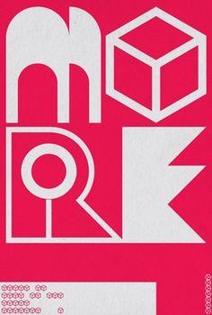 Awesome identity, Mihail Mihaylov's Portfolio #print #color #geometric #identity #one #typography